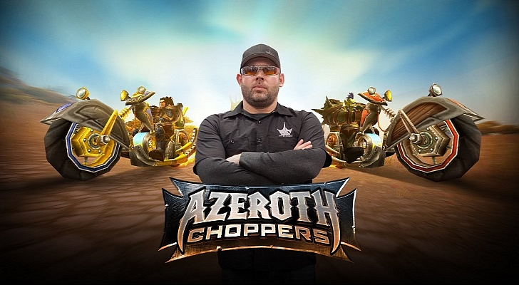 Azeroth-Choppers w choppers